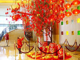 New Year Decoration Pinterest by 17 Best Chinese New Year Wishing Tree Images On Pinterest