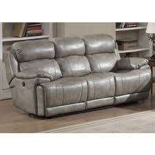 Powered Reclining Sofa by Power Recline Sofas Couches U0026 Loveseats Shop The Best Deals For