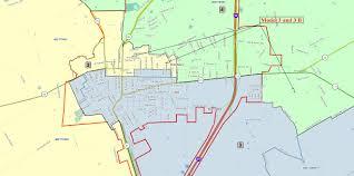 Texas Precinct Map Hill20103and3bhillsboro Jpg