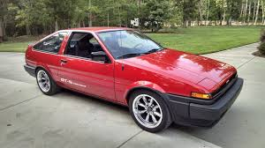 toyota corolla gt coupe ae86 for sale daily turismo 14k 1987 toyota corolla gt s ae86
