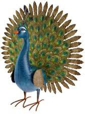 peacock garden statues lawn ornaments ebay