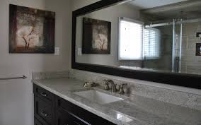 Tile Bathroom Countertop Ideas Awesome Bathroom Granite Tile For Home Interior Design Ideas With