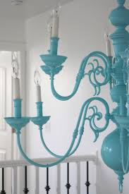 25 best spray painted chandelier ideas on pinterest paint