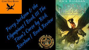 novel video review percy jackson u0026 the olympians book iii the