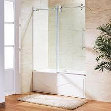 designs winsome frameless bath shower enclosures 98 bathtub
