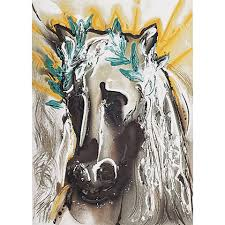 le cheval du printemps the horse of spring salvador dali