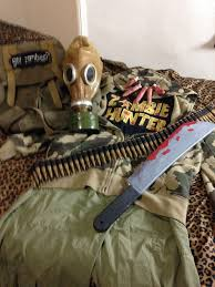 Zombie Hunter Costume Best 25 Zombie Hunter Costumes Ideas On Pinterest
