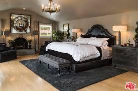 masculine bedroom get the look jeremy renner s masculine bedroom trulia s blog