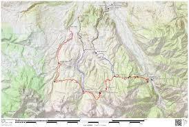 san juan map san juan hut systems sneffels traverse ski race february 12 2017