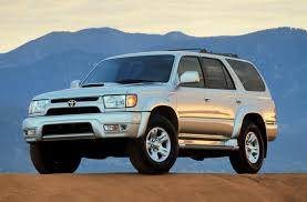 lexus ball joint recall 2001 toyota 4runner reviews and rating motor trend