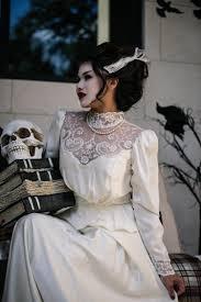 of frankenstein wedding dress jetset diaries bloglast minute costume of