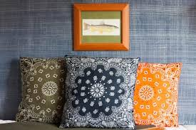 how to store pillows diy bandana pillows make your own heathered nest
