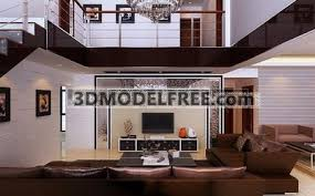 Interior Design 3d Models Free Download Christmas Ideas The