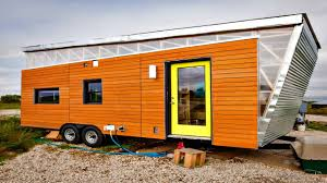 dynamic tiny house with flexible attitude small home design