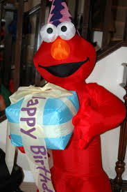 elmo halloween inflatable 112 best sesame street birthday party images on pinterest sesame