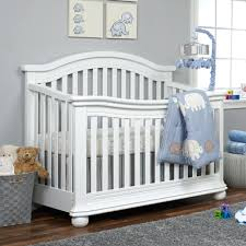 4 In 1 Convertible Crib White Southern Dunes 4 In 1 Convertible Crib White Baby Cribs Best