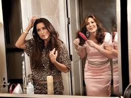 kyle richards hair extensions beauty secrets of the real housewives of beverly hills allure