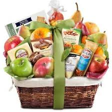 office gift baskets golden state fruit gourmet gift basket great christmas corporate
