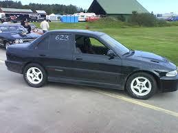 mitsubishi evo gsr custom 1993 mitsubishi lancer evo 1 gsr 1 4 mile drag racing timeslip