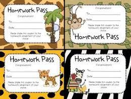 best 25 homework pass ideas on pinterest student birthdays