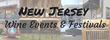 new jersey wine events and festivals