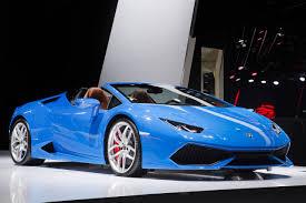 Lamborghini Huracan Blue - huracán lp610 4 spyder huracan lp610 spyder 40 hr image at