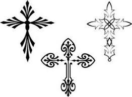 cross tattoo for very tattoo