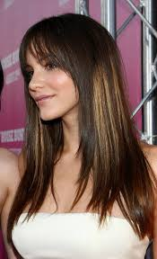 how to cut hair straight across in back women hairstyle hairstyles for long hair straight across the