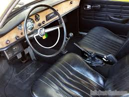 Karmann Ghia Interior 1971 Volkswagen Karmann Ghia Convertible For Sale