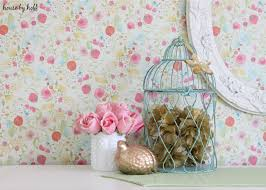 girly decor tissue paper poufs in a birdcage house by hoff loversiq