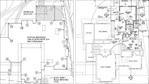 technical drawing blake manning auto cad site plan and floor plan construction drawings