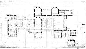 biltmore house basement floorplan estate basements for alluring