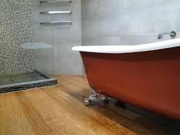 What Type Of Bathtub Is Best The Plumed Nest Apartment Fixes Mini Bathroom Make Over Concerning