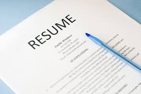 Tips On Creating A Resume Tips On Writing A Resume