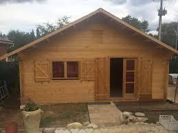 soubassement bois kit maison bois kit morbihan leuropéenne de chalet en kit maison