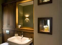 Diy Bathroom Wall Decor Espresso Bathroom Wall Cabinet With Towel Bar Single Door Wall