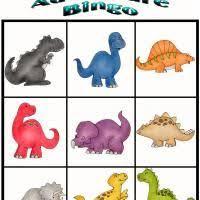 dino bingo free cards