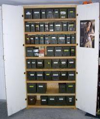 Ammo Storage Cabinet Ammo Storage Cabinet Ideas All About Storage Ammunition