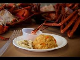 deep sea red crabs in hampton youtube