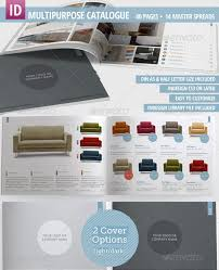 professional brochure design templates 23 professional catalog design templates wakaboom