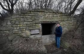 the mystery of 1800s kansas stone cellars were they also homes
