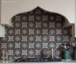 Moroccan Tile Backsplash Eclectic Kitchen 61 Best Moroccan Kitchen Images On Pinterest Bill O U0027brien