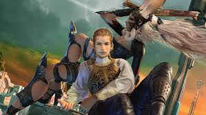 want a ffxii spin off with fran u0026 balthier tell square enix