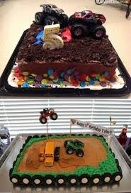 monster truck birthday cake birthdays monster