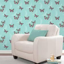 girls chic wallpaper kids bedroom feature wall decor various girls chic wallpaper kids bedroom feature wall decor