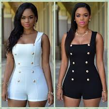 white and gold jumpsuit macacao feminino 2015 rompers womens jumpsuit
