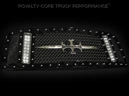 Brightest Led Light Bar by Finally A Truck Grill Made For A Bright Led Light Bar U2013 Royalty