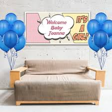 Military Welcome Home Decorations Personalized Party Banners Design And Custom Birthday Banners