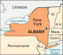 albany map albany location students britannica homework help