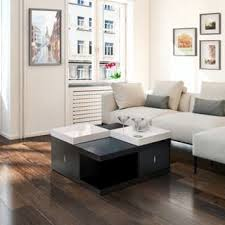 Square Black Coffee Table Square Coffee Tables For Less Overstock Com